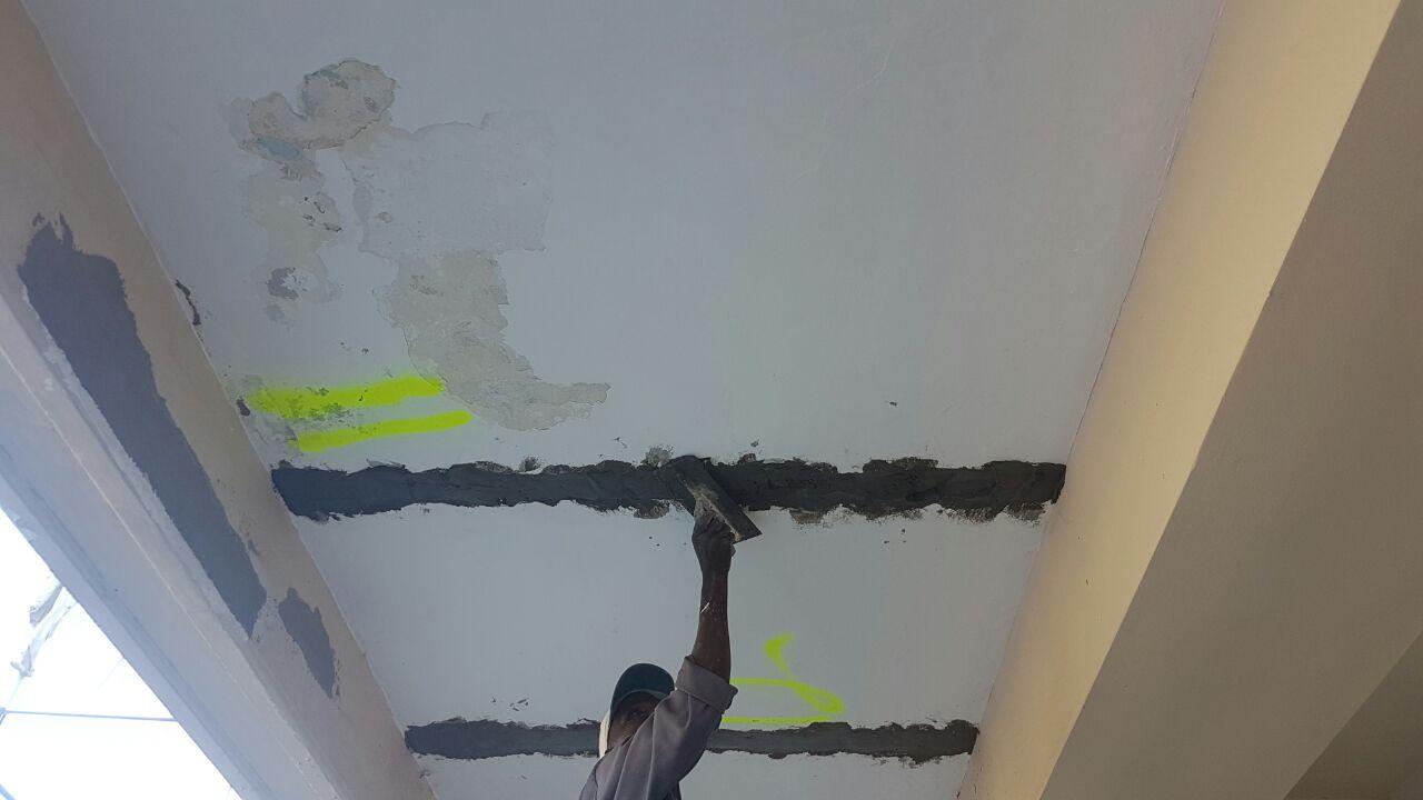 Spaling Repair