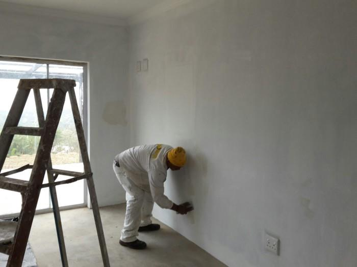 Interior Wall Paint Prep Dafco