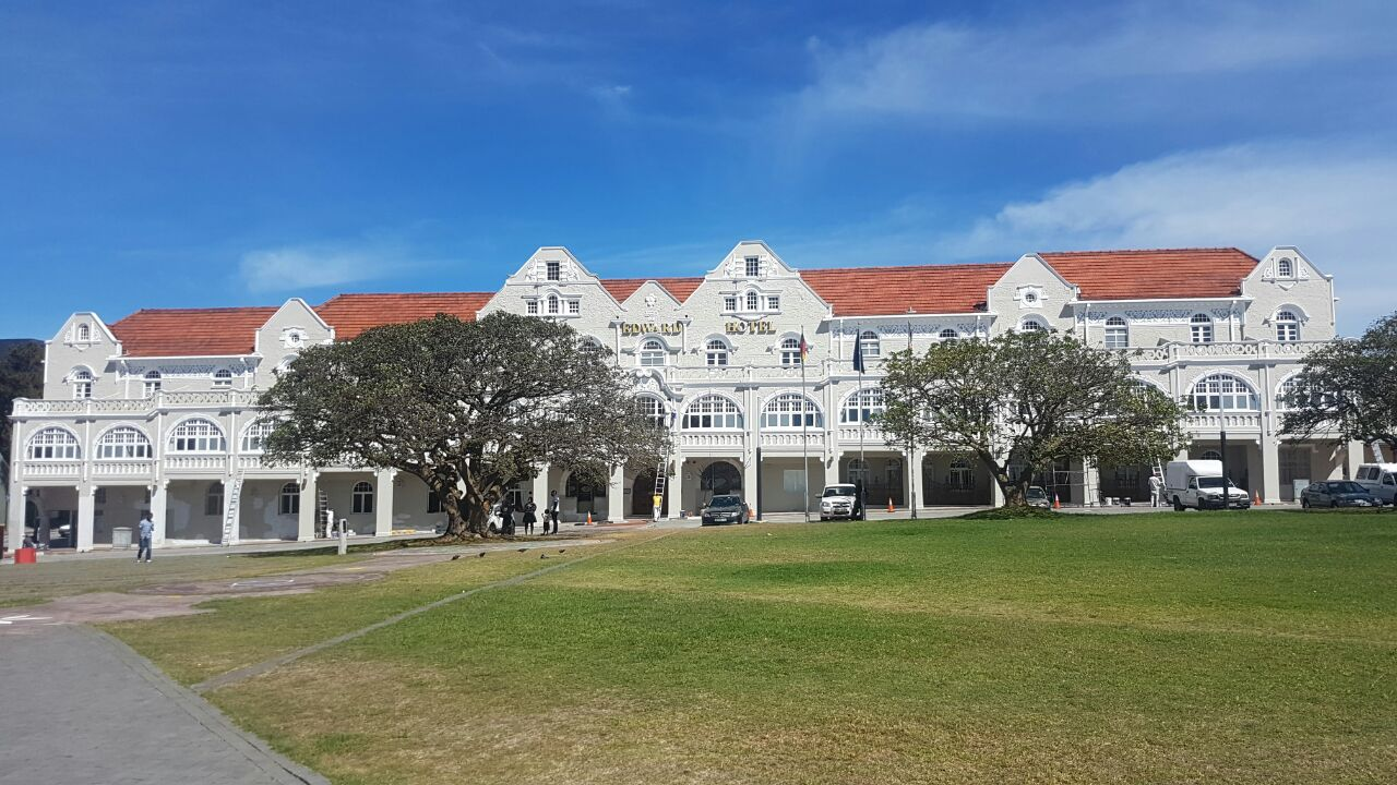 king edward hotel port elizabeth revamp