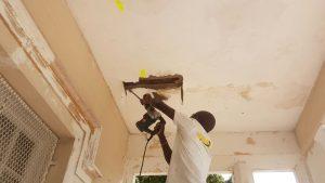 king edward spalling repairs