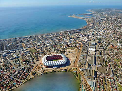 Dafco Port Elizabeth office
