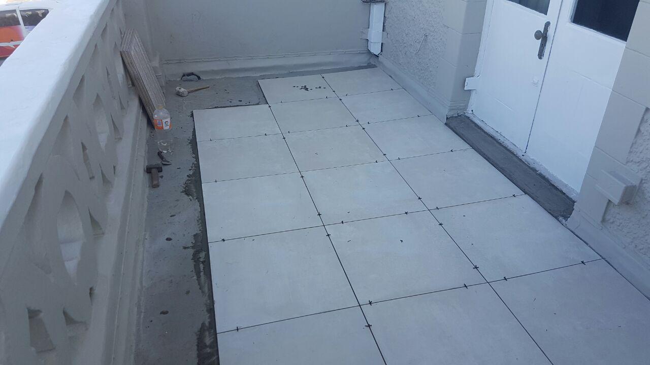 tiling repair pe