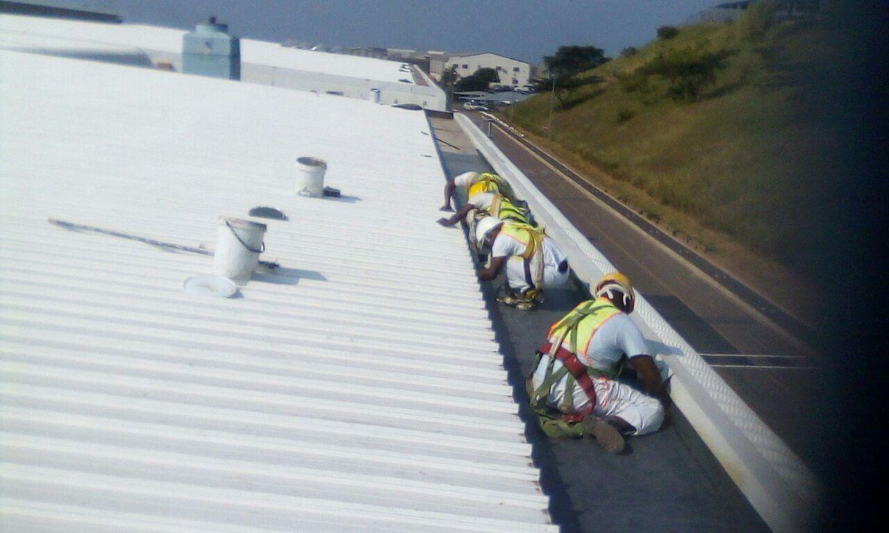 Carlisle EPDM waterproofing Durban
