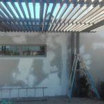 extensive wall repairs