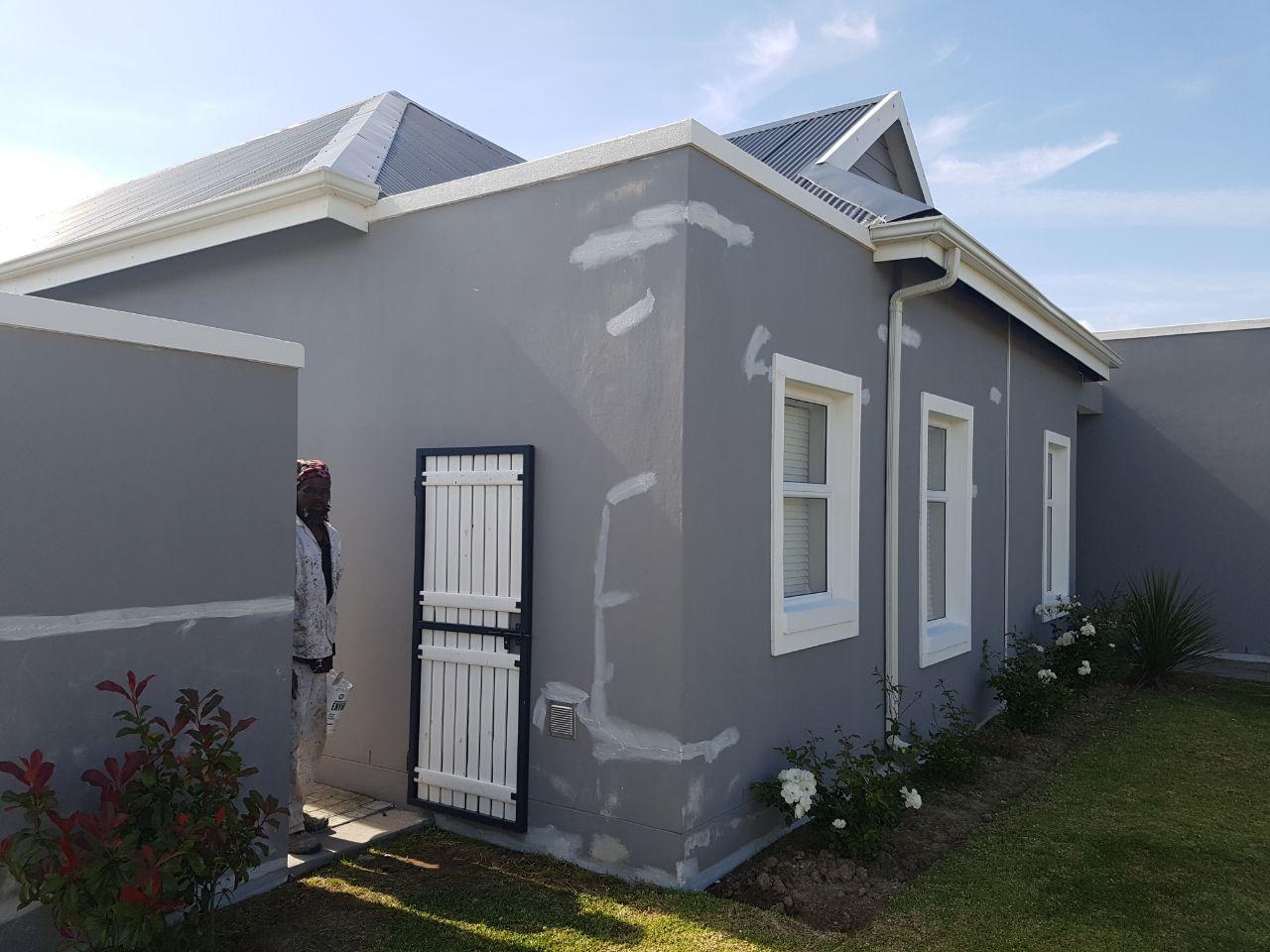 Kraaibosch manor paint contractor george